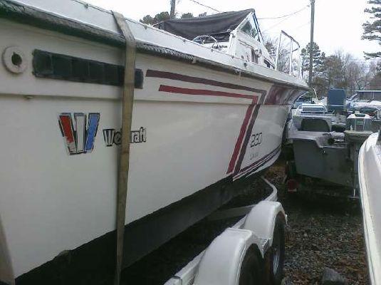 Wellcraft 230 Coastal Walk Around Mercruiser 5.7 1987 Wellcraft Boats for Sale