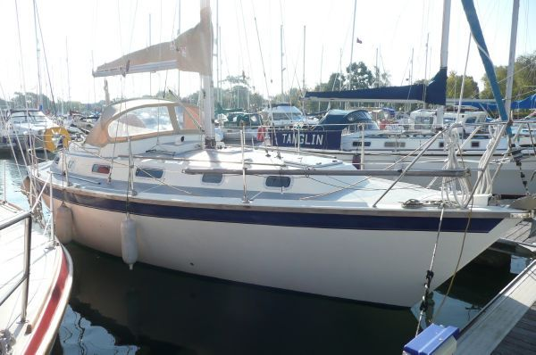 Westerly Seahawk 1987 All Boats