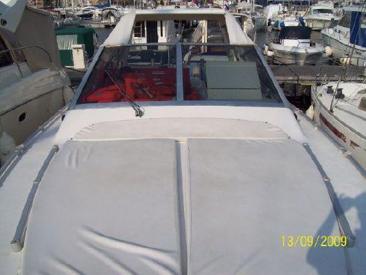 Zaniboni Excalibur 38 1987 Motor Boats