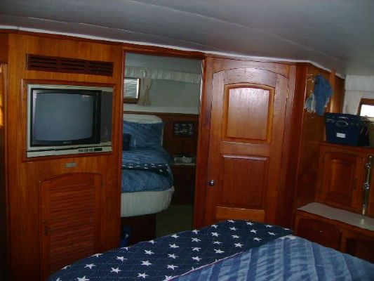 Boats for Sale & Yachts alifornian Cockpit Motor Yacht 1988 48 All Boats