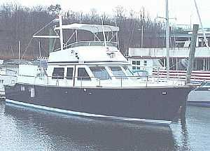 1988 albin north sea cutter  1 1988 Albin North Sea Cutter