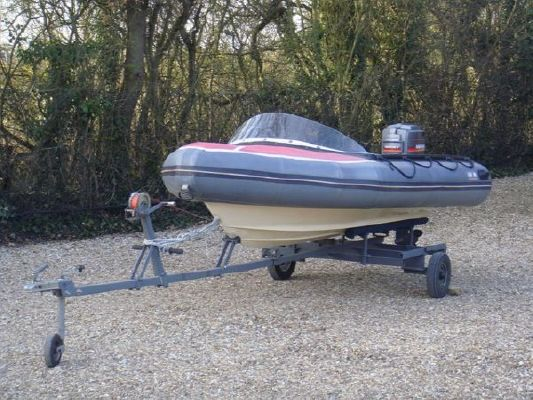 Boats for Sale & Yachts Avon Searider 4 Meter 1988 All Boats