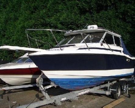 Bayliner 2159 Trophy 1988 Bayliner Boats for Sale