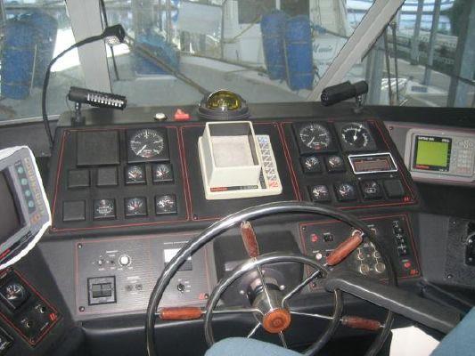 Bayliner 45' Pilothouse 1988 Bayliner Boats for Sale Pilothouse Boats for Sale