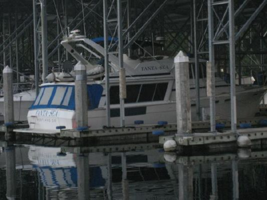 1988 bayliner 45 pilothouse  2 1988 Bayliner 45 Pilothouse