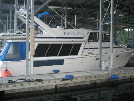 1988 bayliner 45 pilothouse  3 1988 Bayliner 45 Pilothouse