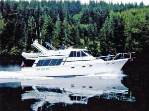 Bayliner 4518 1988 Bayliner Boats for Sale