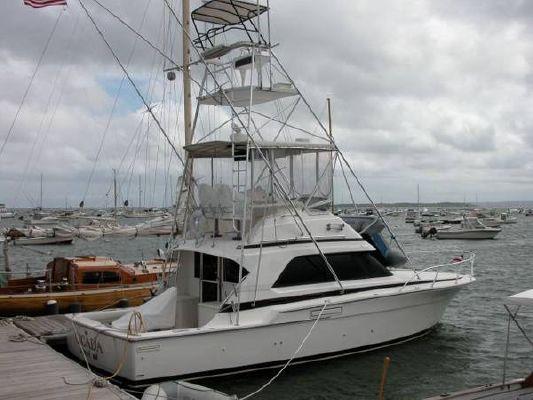 Bertram Convertible Sportfish 1988 Bertram boats for sale Sportfishing Boats for Sale