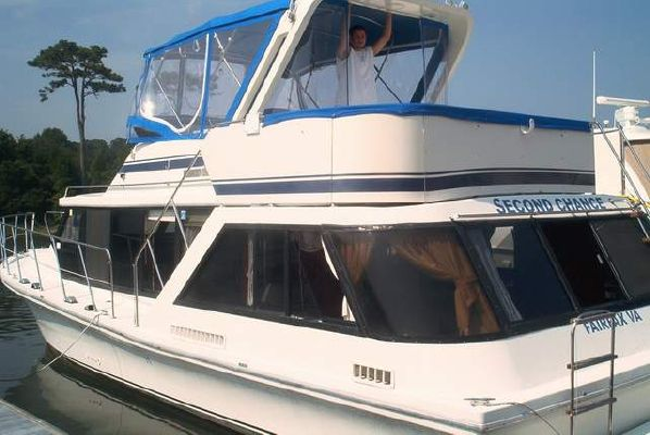 1988 Bluewater Yachts 42ft Coastal Cruiser Just Reduced