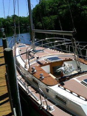Bruce Roberts Steel Cruiser 1988 All Boats