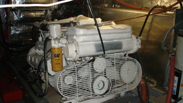 1988 californian 45 motor yacht  14 1988 Californian 45 Motor Yacht