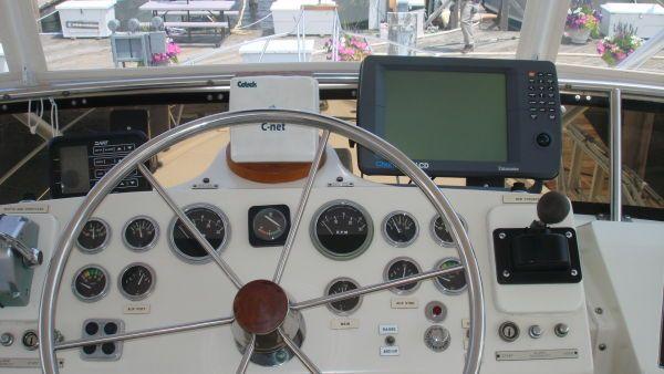1988 californian 45 motor yacht  2 1988 Californian 45 Motor Yacht