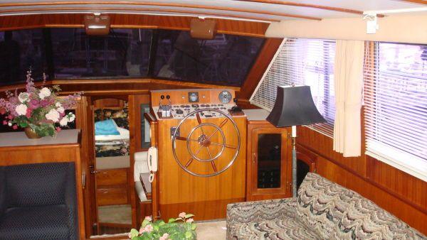 1988 californian 45 motor yacht  6 1988 Californian 45 Motor Yacht
