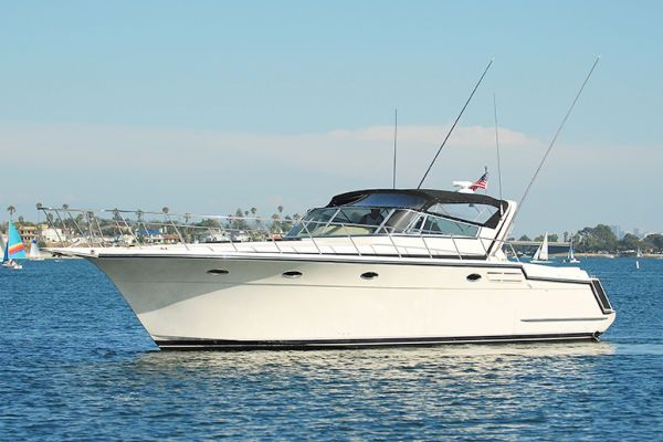 Californian Venetti Express Fisher 1988 All Boats