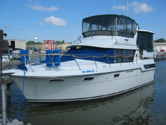 1988 carver 3807 aft cabin motor yacht boats yachts for sale for Carver aft cabin motor yacht