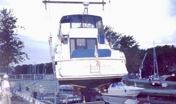 1988 Carver 3867 Santego Boats Yachts For Sale