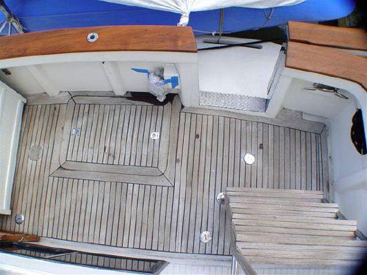 CHB Ponderosa Sundeck Cockpit Motoryacht 1988 All Boats