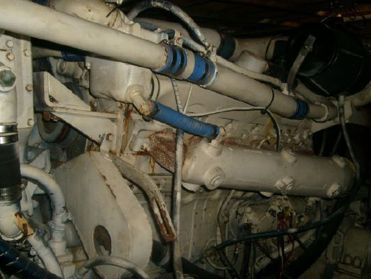 Cheoy Lee Sport Fish 1988 Cheoy Lee for Sale