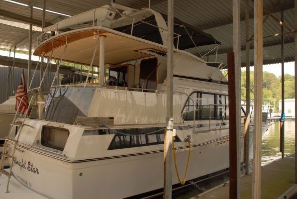 1988 Chris Craft 426 Catalina Diesel Double Cabin Boats