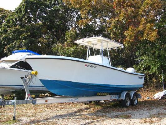 Boats for Sale & Yachts Contender Open CC 1988 Contender Powerboats for Sale