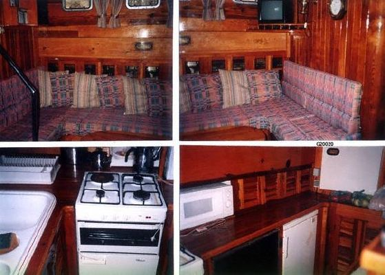 CUSTOM BUILD Gulet 1988 Ketch Boats for Sale