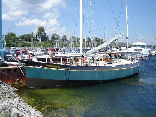 Custom Cutter Gaff Rigged Ketch 1988 Ketch Boats for Sale