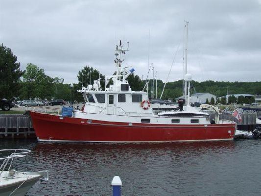 Custom Lewis Reef Fiberglass 1988 All Boats