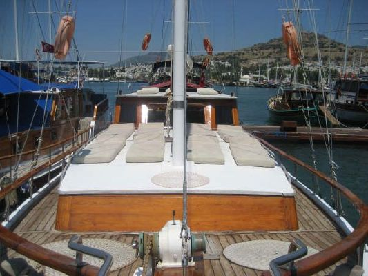 Custom Line Gulet 1988 Ketch Boats for Sale