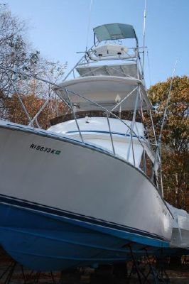 Dawson Yachts 38 Sedan Sportfish (Drastic Price Reduction) 1988 Sportfishing Boats for Sale