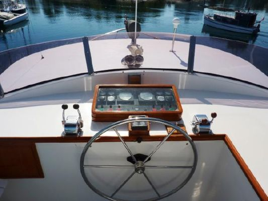 Boats for Sale & Yachts Defever 49 Custom 1988 Trawler Boats for Sale