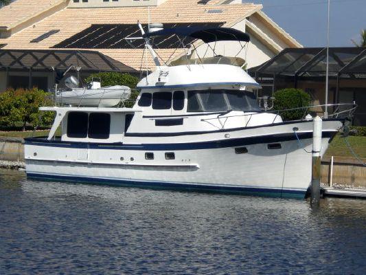 1988 Defever 4910 Raised Pilothouse Trawler Boats Yachts