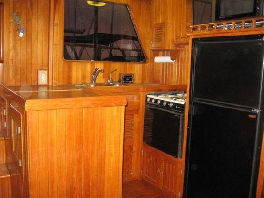 Boats for Sale & Yachts Defever Aft Cabin Trawler 1988 Aft Cabin Trawler Boats for Sale