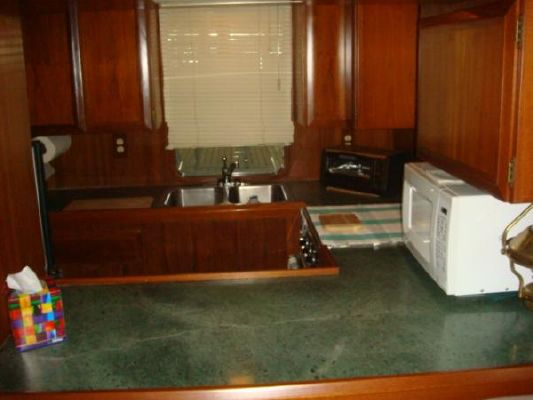 Defever Sundeck Motoryacht 1988 Trawler Boats for Sale