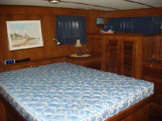 Defever Sundeck Motoryacht 1988 Trawler Boats for Sale