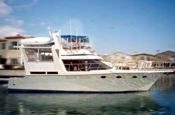 Boats for Sale & Yachts ELEGANT by Hyundai Cockpit Motoryacht 1988 All Boats