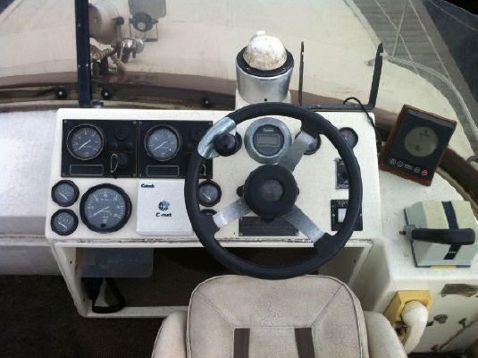Fairline Turbo 36 1988 Motor Boats