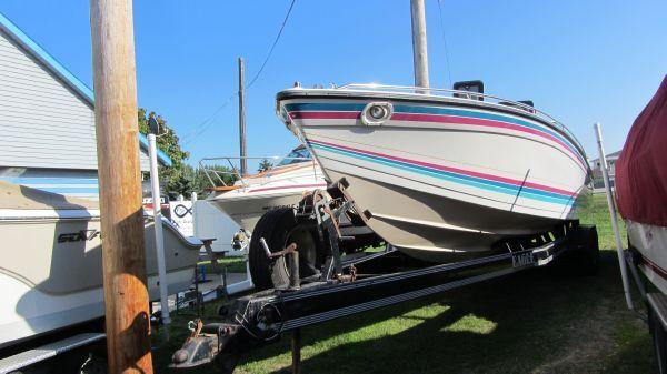 Formula 357 SR 1988 Motor Boats