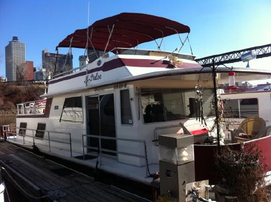 Gibson HOUSEBOAT 1988 Houseboats for Sale