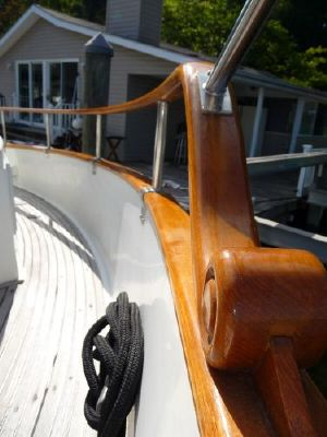Grand Banks 46 Classic, price reduced on 10/27/2011 for immediate sale! 1988 Grand Banks Yachts