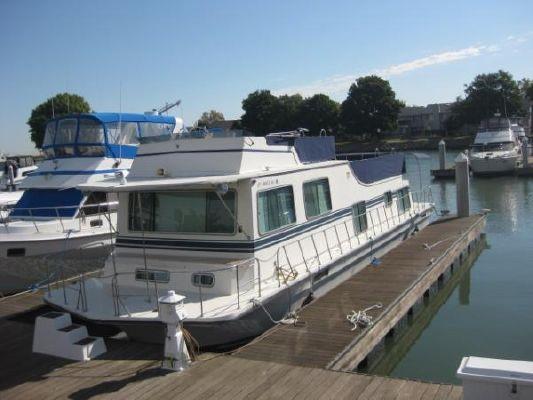 Boats for Sale & Yachts Harbormaster harbormaster 520 1988 Egg Harbor Boats for Sale