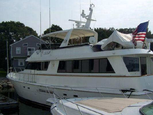 Hatteras 65 Motoryacht 1988 Hatteras Boats for Sale