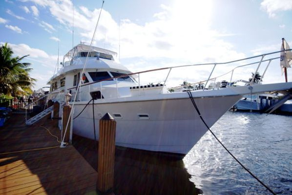 Boats for Sale & Yachts Hatteras 78' Hatteras CPMY 1988 Hatteras Boats for Sale