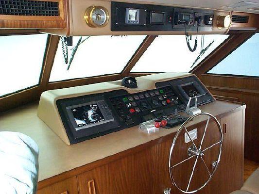 Boats for Sale & Yachts Hatteras Cockpit Motor Yacht 1988 Hatteras Boats for Sale