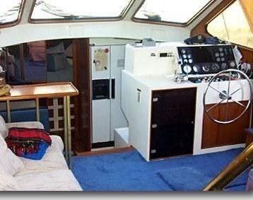 Hyundai Cockpit Motor Yacht 1988 All Boats