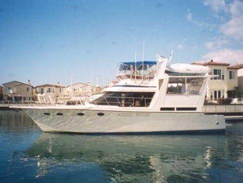 Boats for Sale & Yachts Hyundai Cockpit Motor Yacht 1988 All Boats