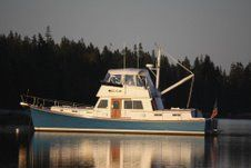 Jarvis Newman Trawler 1988 Trawler Boats for Sale