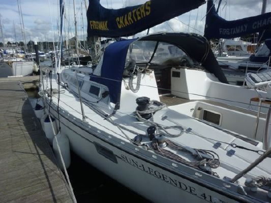 1988 Jeanneau Sun Legend 41 - Boats Yachts for sale