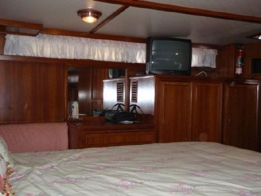 Jefferson Sundeck Trawler 1988 Trawler Boats for Sale