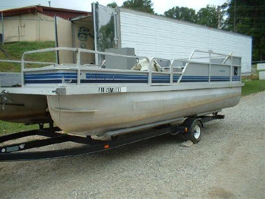 Landau 20 Pontoon 1988 Pontoon Boats for Sale