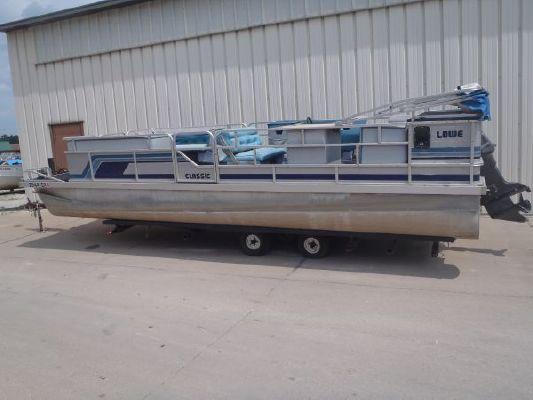 Lowe 24 PONTOON BOAT 1988 Pontoon Boats for Sale